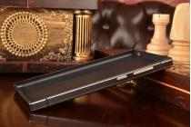 Родная оригинальная задняя крышка-панель которая шла в комплекте для Xiaomi Mi3 черная