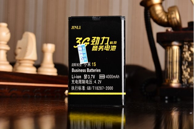 Усиленная батарея-аккумулятор большой повышенной ёмкости BM41 5980 mah для телефона  Xiaomi Red Rice/Red Rice 1S + гарантия