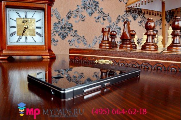 Фирменная металлическая задняя панель-крышка-накладка из тончайшего облегченного авиационного алюминия для Xiaomi Red Rice 1S черная