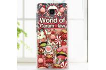 """Фирменная необычная из легчайшего и тончайшего пластика задняя панель-чехол-накладка для Xiaomi Red Rice/Red Rice 1S  """"тематика Карамельный Взрыв"""""""