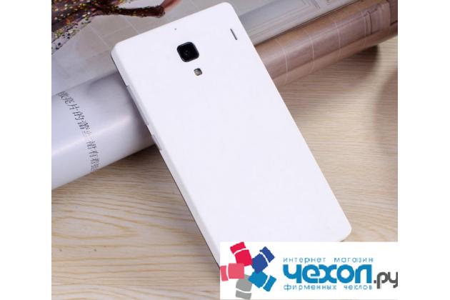 Родная оригинальная задняя крышка-панель которая шла в комплекте для Xiaomi Red Rice/Red Rice 1S белая