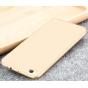 Фирменная задняя панель-чехол-накладка с защитными заглушками с защитой боковых кнопок для Xiaomi Mi 5C золота..