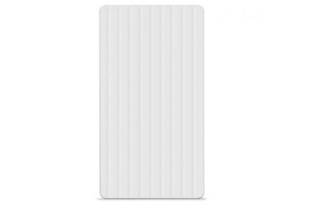 Чехол для внешнего портативного зарядного устройства/ аккумулятора Xiaomi Power Bank 2 20000 mAh белый