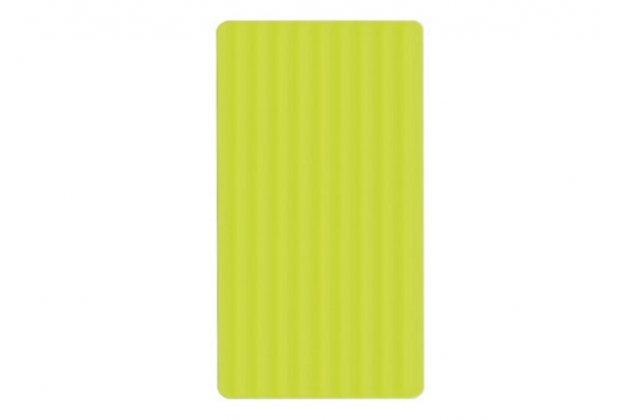 Чехол для внешнего портативного зарядного устройства/ аккумулятора Xiaomi Power Bank 2  20000 mAh зелёный