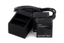 Комплект оригинальных аккумуляторнных батарей 1600mAh для спортивной видео-экшн-камеры GoPro Hero3/Hero3+ + гарантия