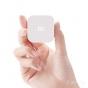 Фирменная умная беспроводная ТВ-приставка XiaoMi Mi Box Mini с переходником для нашей розетки..
