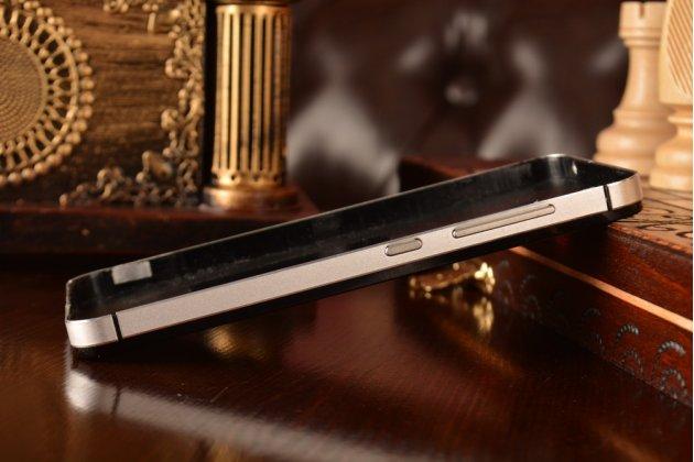 Фирменная металлическая задняя панель-крышка-накладка из тончайшего облегченного авиационного алюминия для Xiaomi Mi2A белая