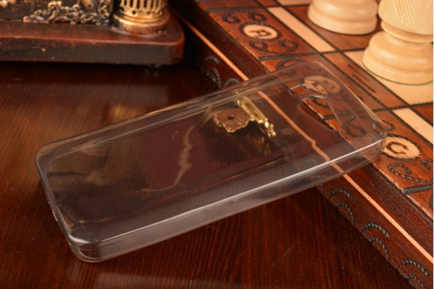 Фирменная ультра-тонкая полимерная из мягкого качественного силикона задняя панель-чехол-накладка для Xiaomi Mi2S  черная