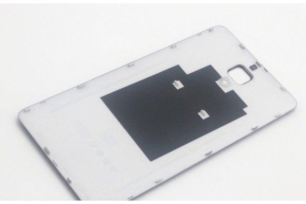 Родная оригинальная задняя крышка-панель которая шла в комплекте для Xiaomi Mi4 белая