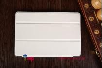 """Фирменный умный тонкий легкий чехол для Xiaomi Mipad 7.9"""" """"Il Sottile"""" белый пластиковый"""