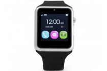 Фирменные оригинальные умные смарт-часы ZGPAX S79 в стальном корпусе с силиконовым ремешком