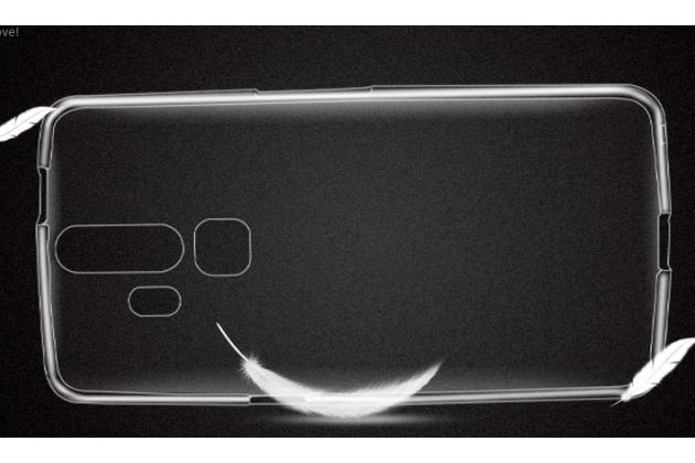 Фирменная ультра-тонкая полимерная задняя панель-чехол-накладка из силикона для for ZTE AXON 7/ Axon 2 (A2017G) 5.5 прозрачная с эффектом дождя
