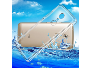Фирменная ультра-тонкая полимерная из мягкого качественного силикона задняя панель-чехол-накладка для  ZTE AXO..