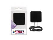 Фирменное оригинальное зарядное устройство от сети для телефона ZTE AXON 7/ Axon 2 (A2017G) 5.5