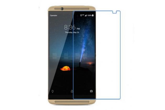 "Фирменная оригинальная защитная пленка для телефона ZTE Axon 7 Mini"" глянцевая"