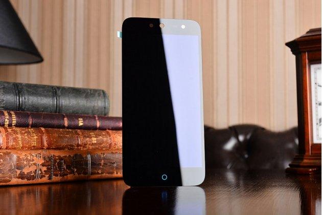 """Фирменный LCD-ЖК-сенсорный дисплей-экран-стекло с тачскрином на телефон ZTE Blade A1 C880U /C880A / ZTE Small Fresh 3 5.0"""" черный"""