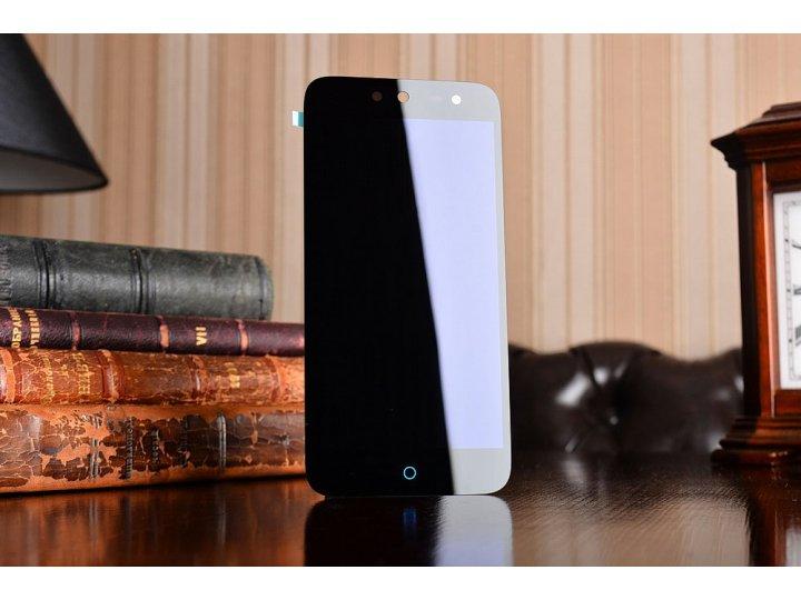 Фирменный LCD-ЖК-сенсорный дисплей-экран-стекло с тачскрином на телефон ZTE Blade A1 C880U /C880A / ZTE Small ..