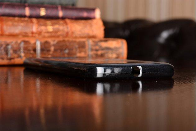 """Фирменная роскошная задняя панель-чехол-накладка из мягкого силикона с объемным  3D изображением на ZTE Blade A610 / BA610T 5.0 с безумно красивым рисунком  """"Тематика Все будет хорошо"""""""