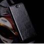 Фирменный премиальный элитный чехол-книжка из качественной импортной кожи с мульти-подставкой для ZTE Blade A9..