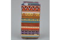 """Фирменная роскошная задняя панель-чехол-накладка с безумно красивым расписным эклектичным узором на ZTE Blade S6 /Q5 5,0"""""""