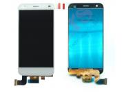 Фирменный LCD-ЖК-сенсорный дисплей-экран-стекло с тачскрином на телефон ZTE Blade S6 /Q5 5,0