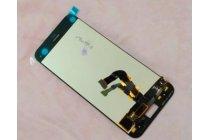 """Фирменный LCD-ЖК-сенсорный дисплей-экран-стекло с тачскрином на телефон ZTE Blade S7 5.0"""" черный"""