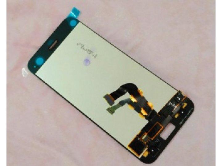 Фирменный LCD-ЖК-сенсорный дисплей-экран-стекло с тачскрином на телефон ZTE Blade S7 5.0