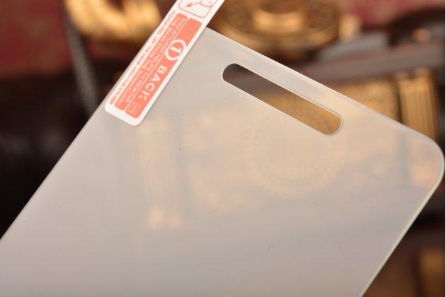 Фирменное защитное закалённое противоударное стекло премиум-класса из качественного японского материала с олеофобным покрытием для телефона ZTE Blade X3/ZTE Blade D2 5.0