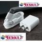 Фирменное оригинальное зарядное устройство от сети/адаптер для телефона ZTE Blade X5/D3  5.0