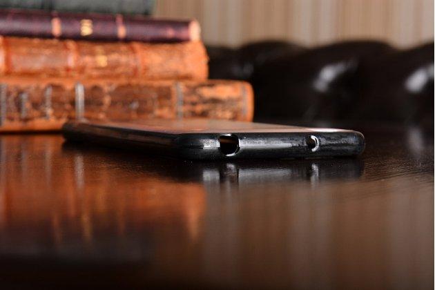 """Фирменная роскошная задняя панель-чехол-накладка из мягкого силикона с объемным  3D изображением  на ZTE Nubia Z11 mini S 5.2 с безумно красивым рисунком тематика """"Франция"""""""