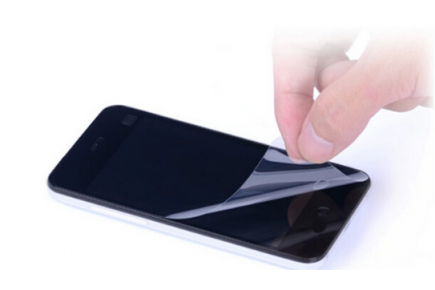 Фирменная оригинальная защитная пленка для телефона ZTE Nubia Z11 mini S 5.2 глянцевая