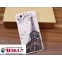 """Фирменная уникальная задняя панель-крышка-накладка из тончайшего силикона для ZTE Nubia Z11 Mini 5.0"""" (NX529J)  """"тематика Париж"""""""