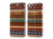 Фирменная роскошная задняя панель-чехол-накладка с безумно красивым расписным эклектичным узором на ZTE Nubia ..