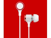 Фирменные оригинальные наушники-вкладыши ZTE ep-nx-008 с микрофоном и переключателем песен для всех моделей те..