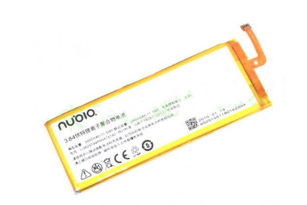 Фирменная аккумуляторная батарея LI3829T44P6HA74140 2900 mah на телефон ZTE Nubia Z9 Mini 5.0 (NX511J) + инструменты для вскрытия + гарантия