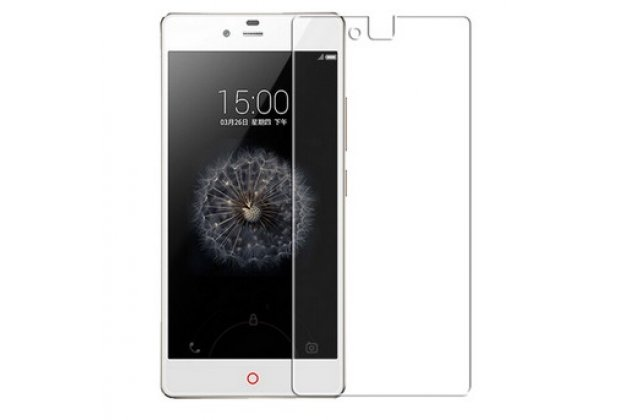 Фирменная оригинальная защитная пленка для телефона ZTE Nubia Z9 Mini глянцевая