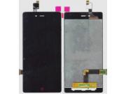 Фирменный LCD-ЖК-сенсорный дисплей-экран-стекло с тачскрином на телефон ZTE Nubia Z9 Mini 5.0 (NX511J) черный..