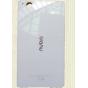 Родная оригинальная задняя крышка-панель которая шла в комплекте для ZTE Nubia Z9 Mini 5.0 (NX511J) белая..