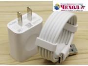Фирменное оригинальное зарядное устройство от сети для телефона  ZTE Nubia M2 5.5(NX551J) + гарантия..