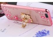 Фирменная роскошная задняя панель-чехол-накладка из мягкого силикона с объемным  3D изображением  на ZTE Nubia..
