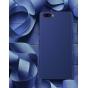 Фирменная ультра-тонкая пластиковая задняя панель-чехол-накладка для ZTE Nubia M2 5.5 (NX551J)  синяя..