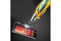 """Фирменное защитное закалённое противоударное стекло премиум-класса из качественного японского материала с олеофобным покрытием для телефона ZTE Blade HN V993W 5.0"""""""