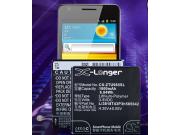 Фирменная аккумуляторная батарея CS-ZTU985SL 1800mah на телефон  ZTE Grand Era U985 V985 (U930HD) + инструмент..