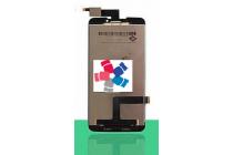 Фирменный LCD-ЖК-сенсорный дисплей-экран-стекло с тачскрином на телефон ZTE Grand Memo 1 (N5) черный