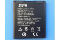 Фирменная аккумуляторная батарея Li3718T42P3h585155 1850 mah на телефон ZTE Leo M1 + инструменты для вскрытия + гарантия