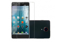 """Фирменное защитное закалённое противоударное стекло премиум-класса из качественного японского материала с олеофобным покрытием для телефона ZTE Nubia Z5 5.0"""" (NX501)"""