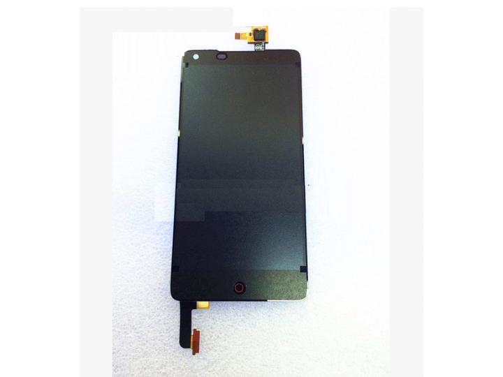 Фирменный LCD-ЖК-сенсорный дисплей-экран-стекло с тачскрином на телефон ZTE Nubia Z5 5.0