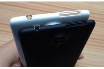 """Родная оригинальная задняя крышка-панель которая шла в комплекте для ZTE Nubia Z5 5.0"""" (NX501) белая"""
