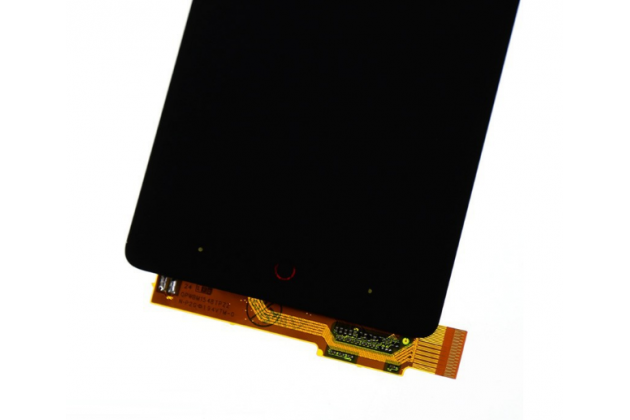 """Фирменный LCD-ЖК-сенсорный дисплей-экран-стекло с тачскрином на телефон ZTE Nubia Z5Smini 4.7"""" (NX403A) черный"""
