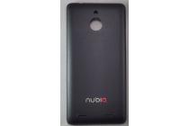 """Родная оригинальная задняя крышка-панель которая шла в комплекте для ZTE Nubia Z5 mini 4.7"""" (NX402) черная"""